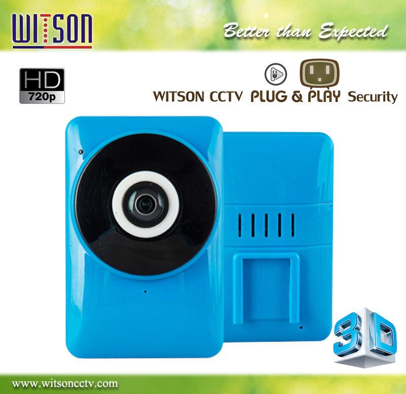 CCTV 960 P HD 180 Degrés Fisheye Sans Fil WIFI Coin Caché IP <span class=keywords><strong>Caméra</strong></span> Réseau