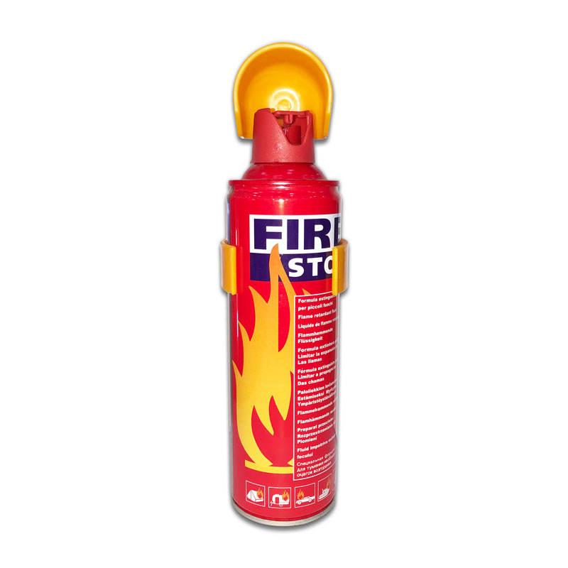 <span class=keywords><strong>Mini</strong></span> deja de espuma en aerosol de extintor de incendios