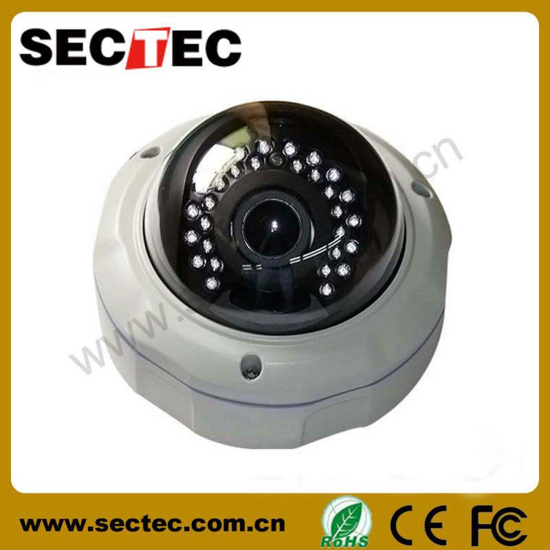 Новый дизайн 720p VandalProof 1Megapixel видеонаблюдения AHD камеры