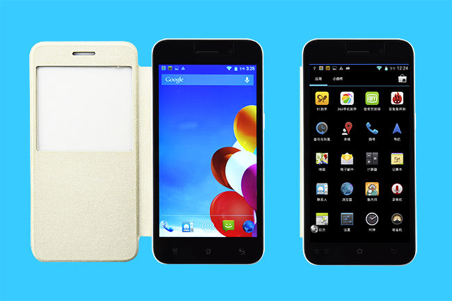 "5.0"" qhd 1280*720 3g+gps+bluetooth+wifi ips شاشة الهاتف مع"
