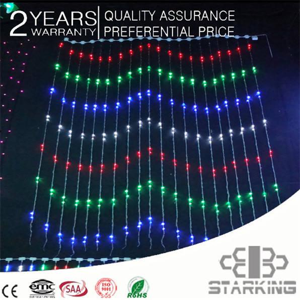 2015 hot LED fio de cobre LED string luz arroz
