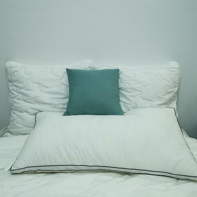 Personalizada de fábrica de alta calidad y buen precio de impresión de bolsa de frijol almohada de viaje