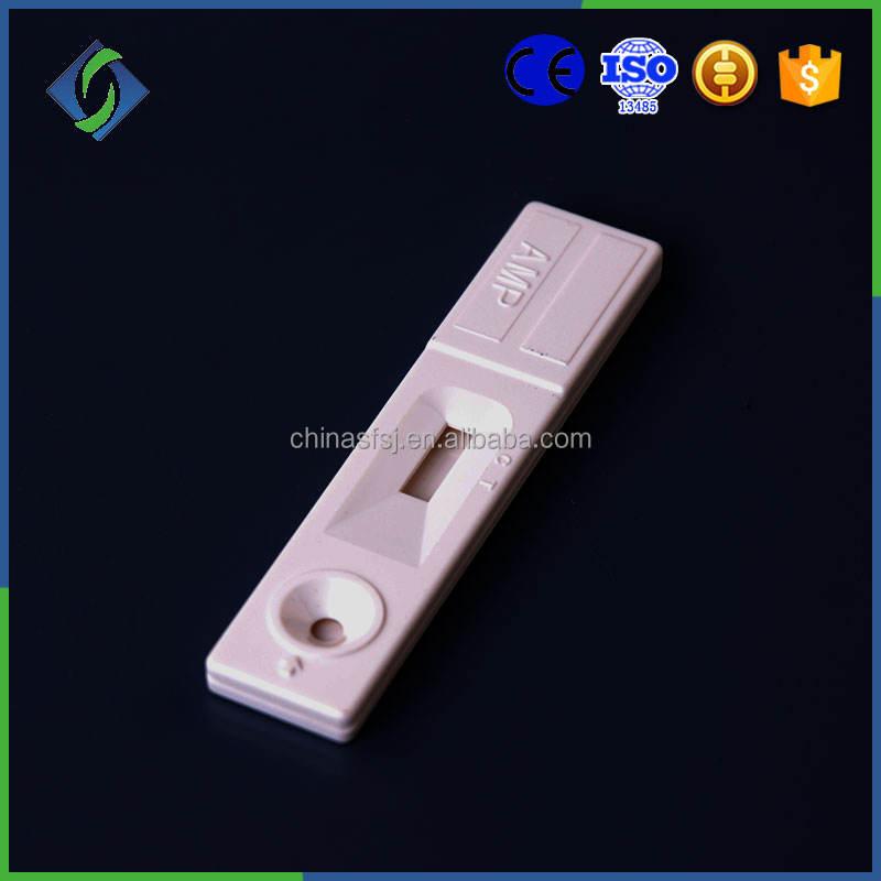 3 lignes flux latéral en plastique cassette