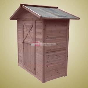 DIY木製物置