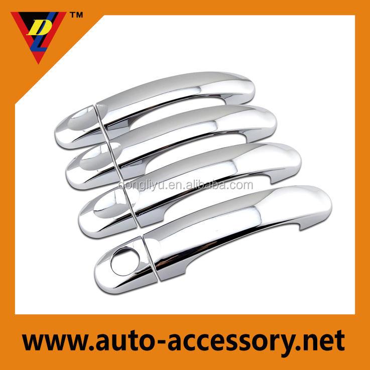 Acessórios de guarda porta do carro para Audi A3 A4 A5