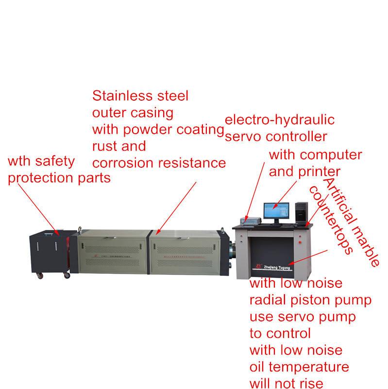 Yf (コンピュータデータ集録)マイコンデッド-負荷アンカー試験機
