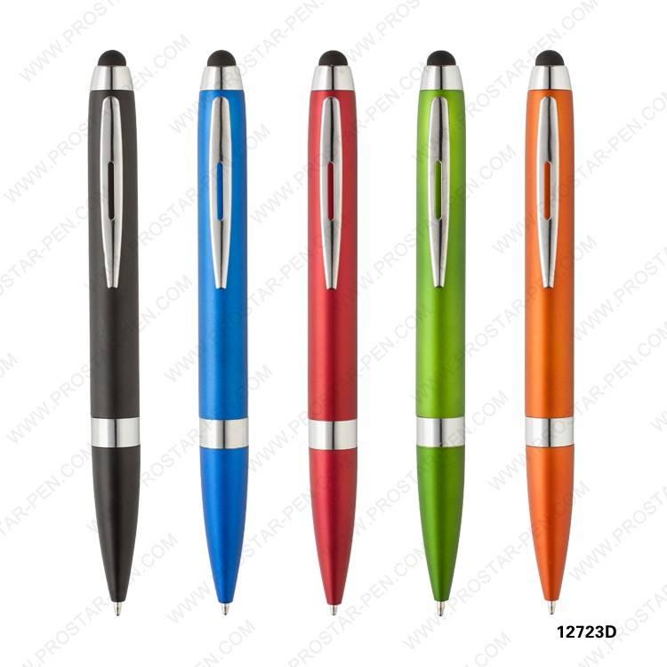 Promocional vários utilização <span class=keywords><strong>durável</strong></span> <span class=keywords><strong>caneta</strong></span> de toque com o logotipo personalizado