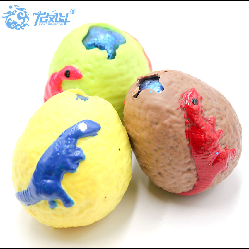 Stress Relief Spielzeug Dinosaurier <span class=keywords><strong>Ei</strong></span> Squeeze Ball Squeeze Dinosaurier <span class=keywords><strong>Ei</strong></span> Entlüftung Anti Stress Ball 5190529-12