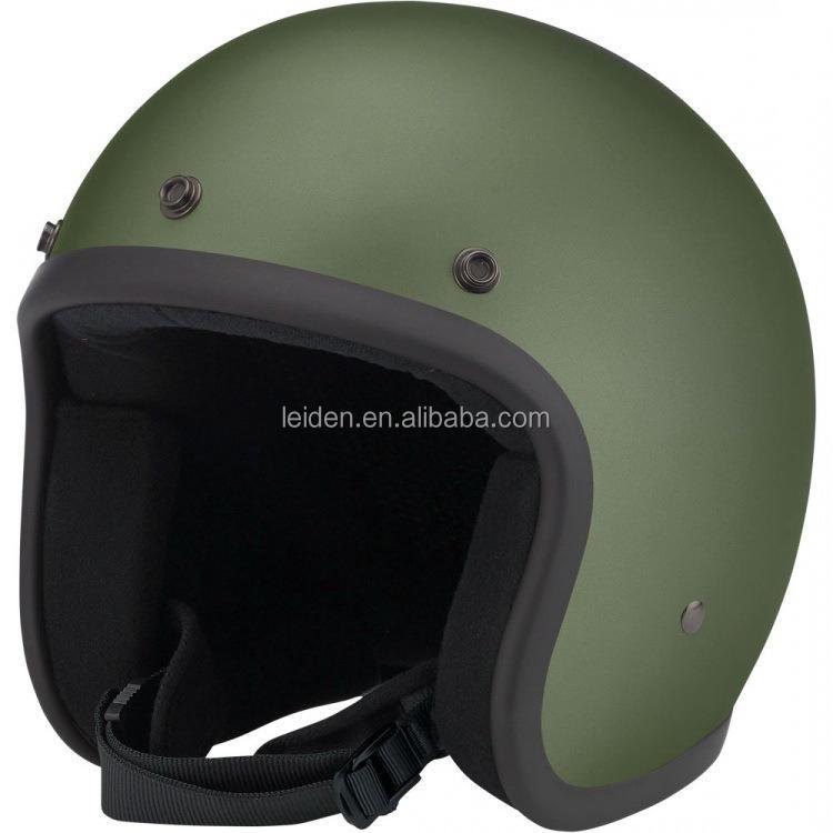 Xe máy mở mặt mũ bảo hiểm DOT CE được phê duyệt casco yema 921 đức chuông phong cách đội mũ bảo hiểm vintage