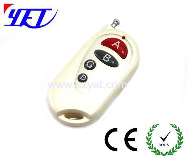 Control remoto 315MHz 433MHz accesorios para el hogar inteligente con el aprendizaje del <span class=keywords><strong>código</strong></span> 1527