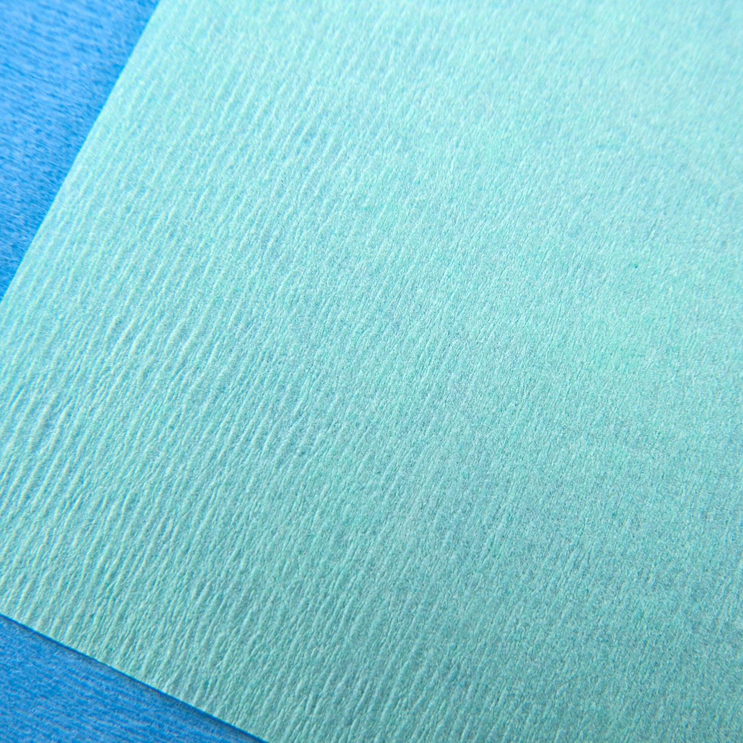 Медицинская гофрированная бумага/медицинская упаковка Водонепроницаемая крепированная бумага для хирургического назначения