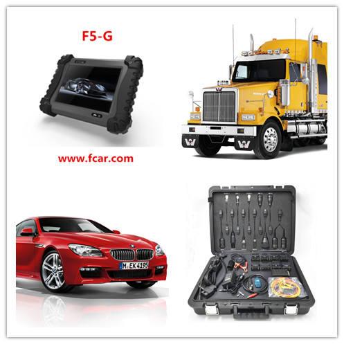 FCAR F5 G 검사 도구, 작은 자동차, 여객, 상업, 무거운 의무 트럭, <span class=keywords><strong>키</strong></span> 프로그램, 인젝터, Dpf, Ecu <span class=keywords><strong>재설정</strong></span>