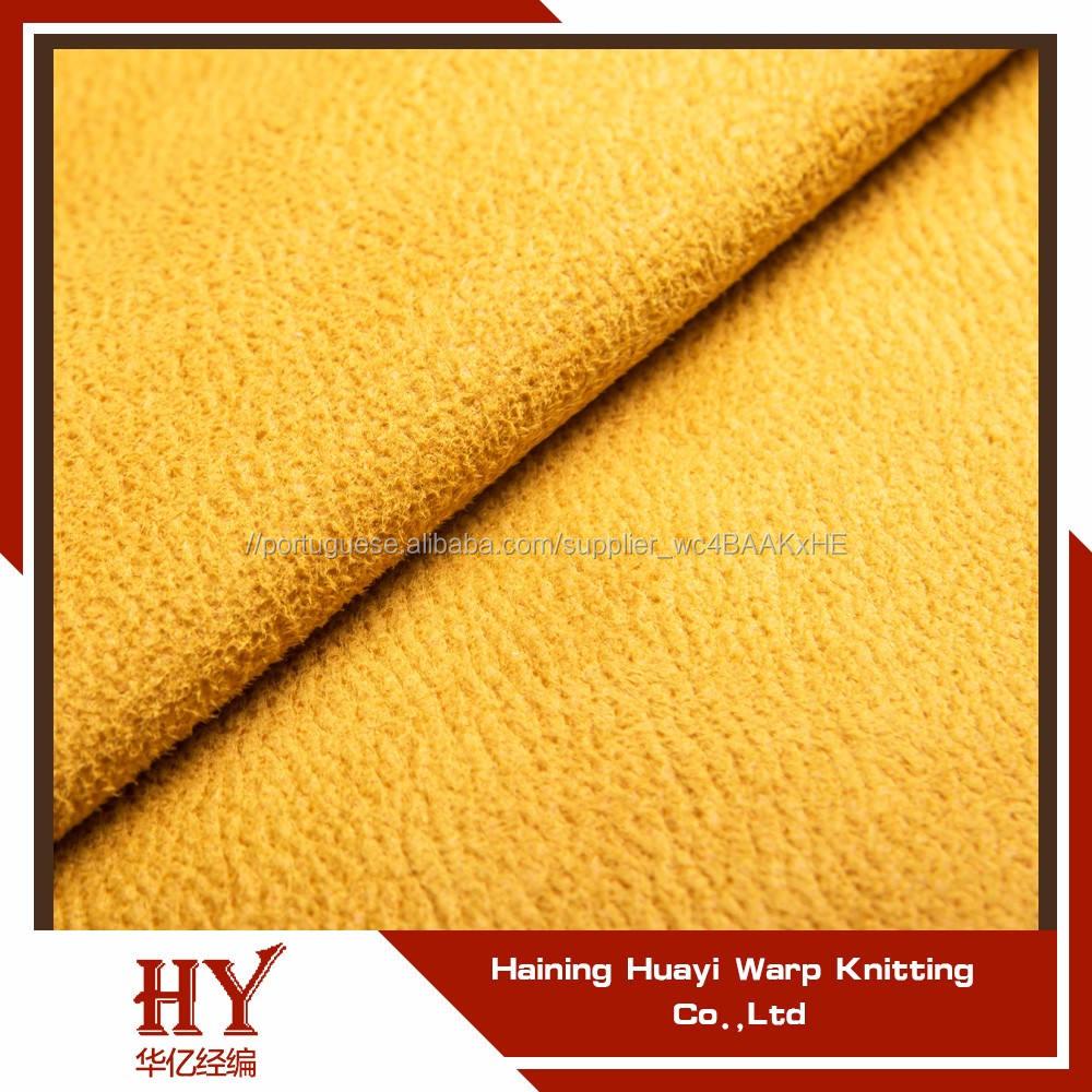 Estofos em tecido de sofás de <span class=keywords><strong>couro</strong></span> reunindo apoio amarelo online