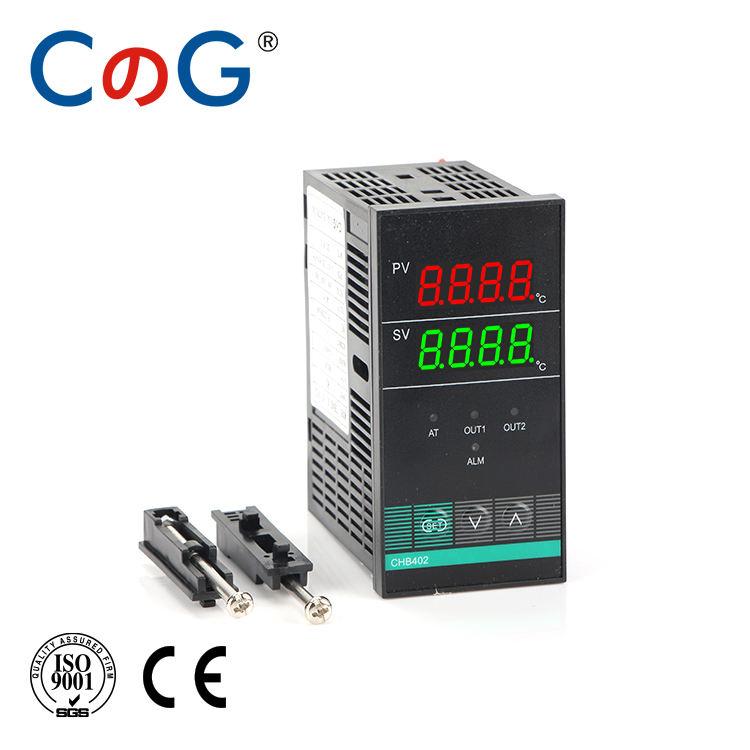 CG CHB402 tipo K PID Indicador de temperatura <span class=keywords><strong>Digital</strong></span> <span class=keywords><strong>controlador</strong></span> 48*96 MM