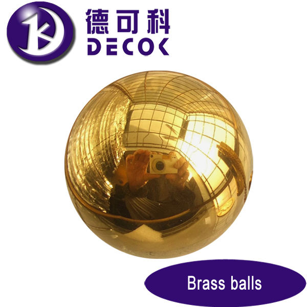 0.4mm-50mm медный шар полого и твердого латунный шаровой