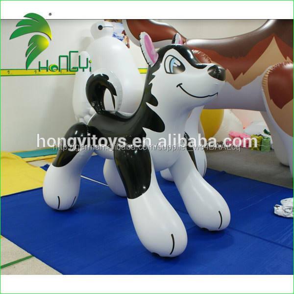 <span class=keywords><strong>hong</strong></span> yi aufblasbare husky hundespielzeug