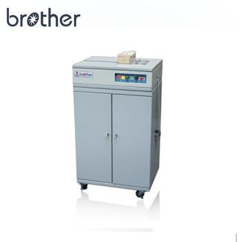 Hermano KZBT-D Semi automática de flejes de acero de la máquina de embalaje