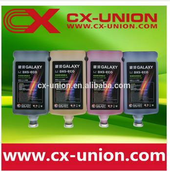 Original de la galaxia Dx5 Eco solvente de <span class=keywords><strong>tinta</strong></span> a la venta