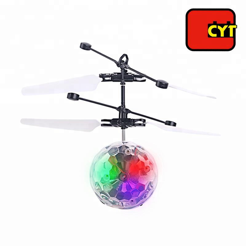 Detección mano <span class=keywords><strong>rc</strong></span> Bola de <span class=keywords><strong>vuelo</strong></span> del <span class=keywords><strong>helicóptero</strong></span> para los niños