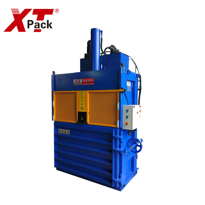 Perfect quality hydraulic cardboard waste carton paper press baler machine