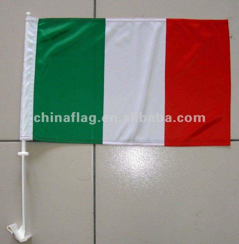 Пользовательские итальянский автомобиль флаги