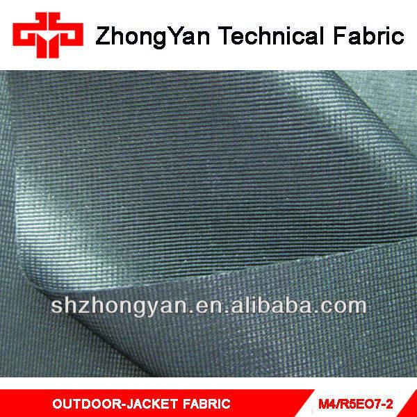 Polyester anti- uv. flame retardant textile tissu
