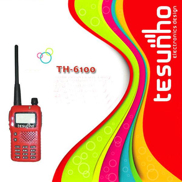 TS-6100 с встряхиватель и Жидкокристаллическая индикация 5w <span class=keywords><strong>радио</strong></span>ий приемопередатчика длиннего ряда самое дешевое