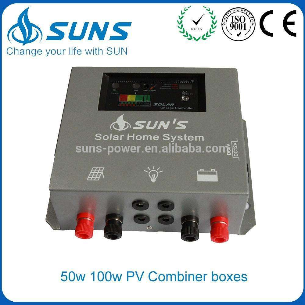 Chine fabricant 12 V / batterie 65Ah <span class=keywords><strong>boîtier</strong></span> 500wp système solaire