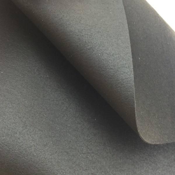 0.8mm PU microfiber 가죽 신발 안감