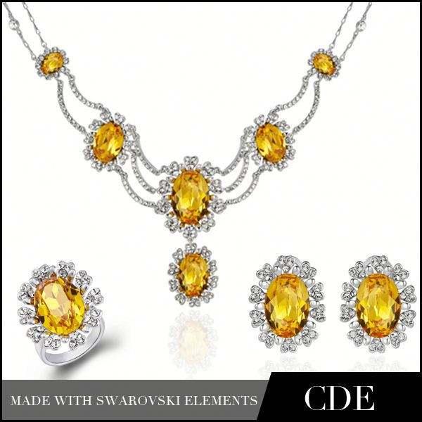 Mariage cadeau 18K or <span class=keywords><strong>bijoux</strong></span>