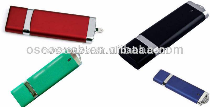 top ventas de regalos de la promoción usb flash drive con la exportación 200k pc por mes