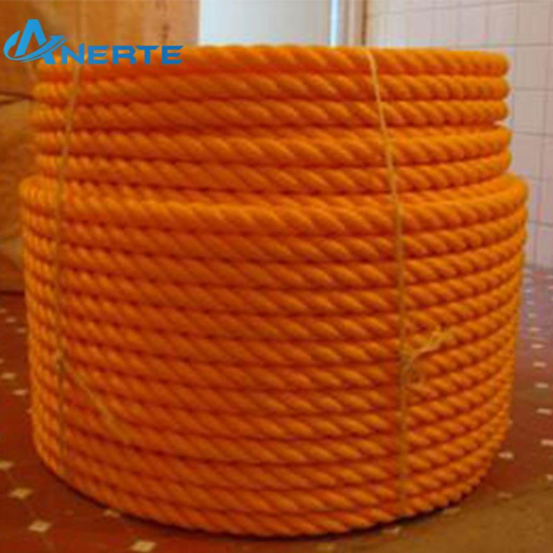 Nylon trenzado Marina amarre cuerda de la nave marina yacimientos minas/puerto