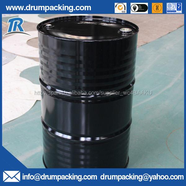 55 galones cierra la parte superior del <span class=keywords><strong>tambor</strong></span> barril de acero de buena calidad y entrega rápida 200L-220L