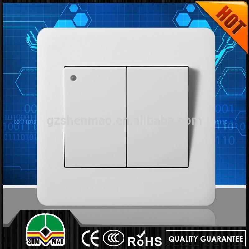 2-fach 1 weg elektrische schalter, die maschinen