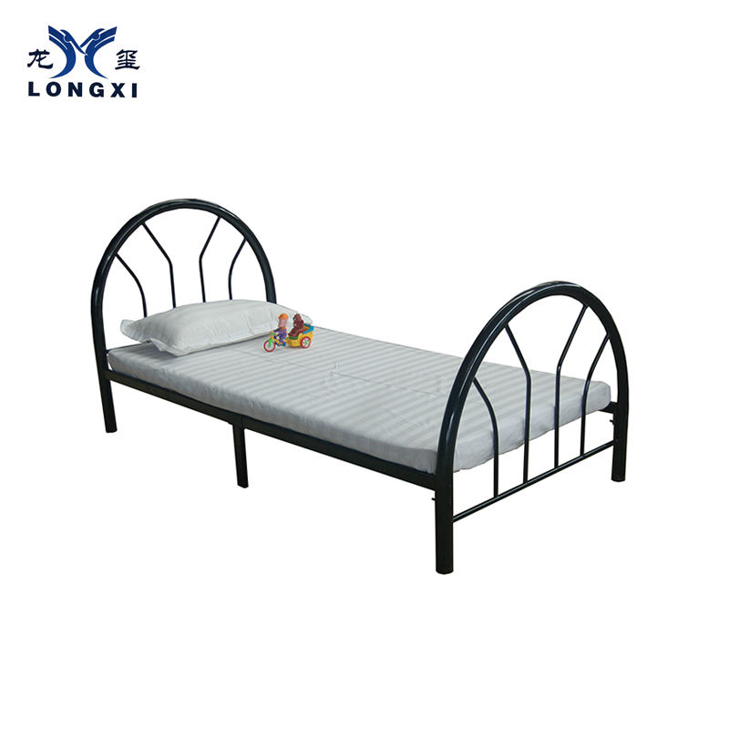 Nieuwste single <span class=keywords><strong>bed</strong></span> ontwerpen enkele maat <span class=keywords><strong>cot</strong></span> <span class=keywords><strong>bed</strong></span> goedkope metalen <span class=keywords><strong>bed</strong></span> frame