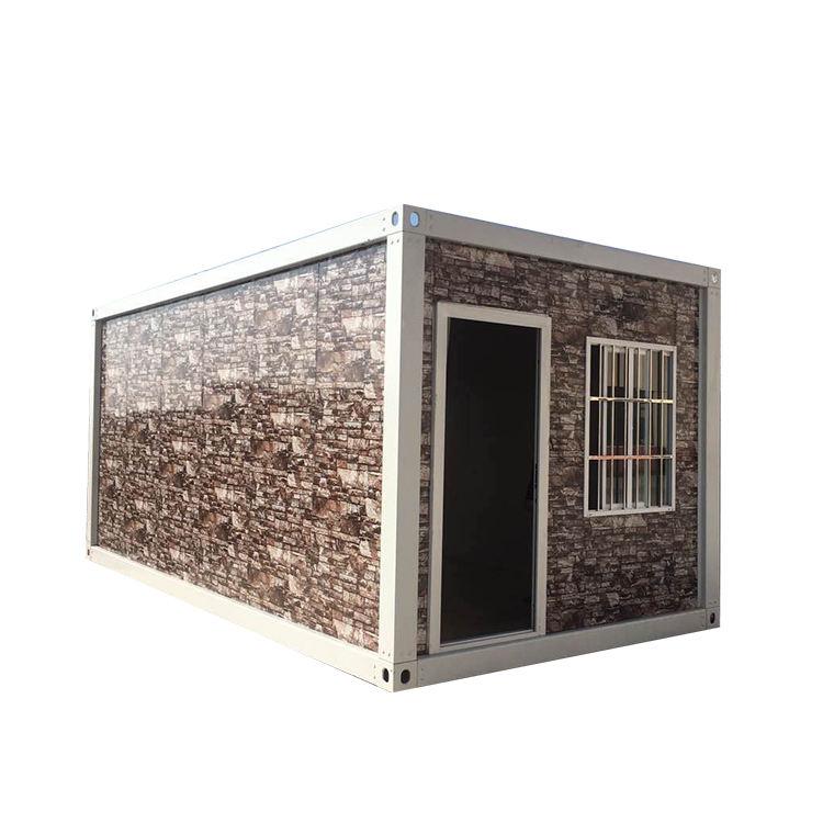 Ce Sertifikası Hazır Konteyner Ev 40Ft Genişletilebilir Konteyner Ev Düşük Fiyat Ayrılabilir Prefabrik Ev