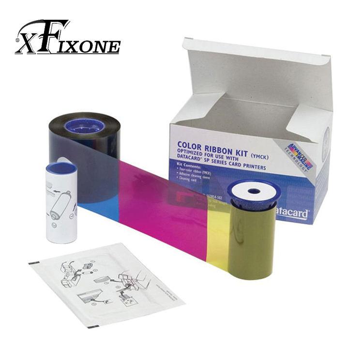 Original cinta de datacard SP35 impresora cinta 534000-003 para datacard impresora