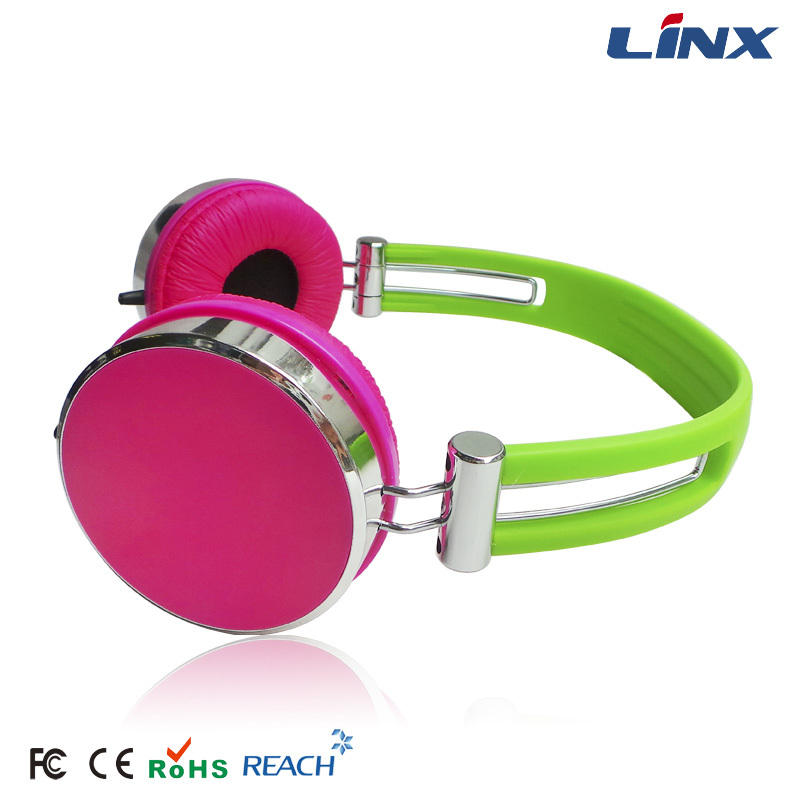 LX-132 2013 CALIENTE más nuevo del auricular plegable de China factoy