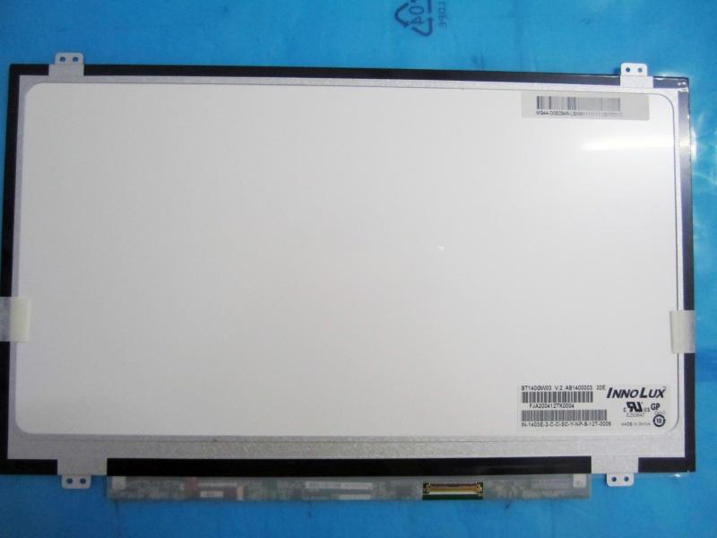 """قطع غيار الكمبيوتر المحمول 14.0"""" bt140gw03 شاشة lcd v. 2 من الكمبيوتر الدفتري المحمول"""