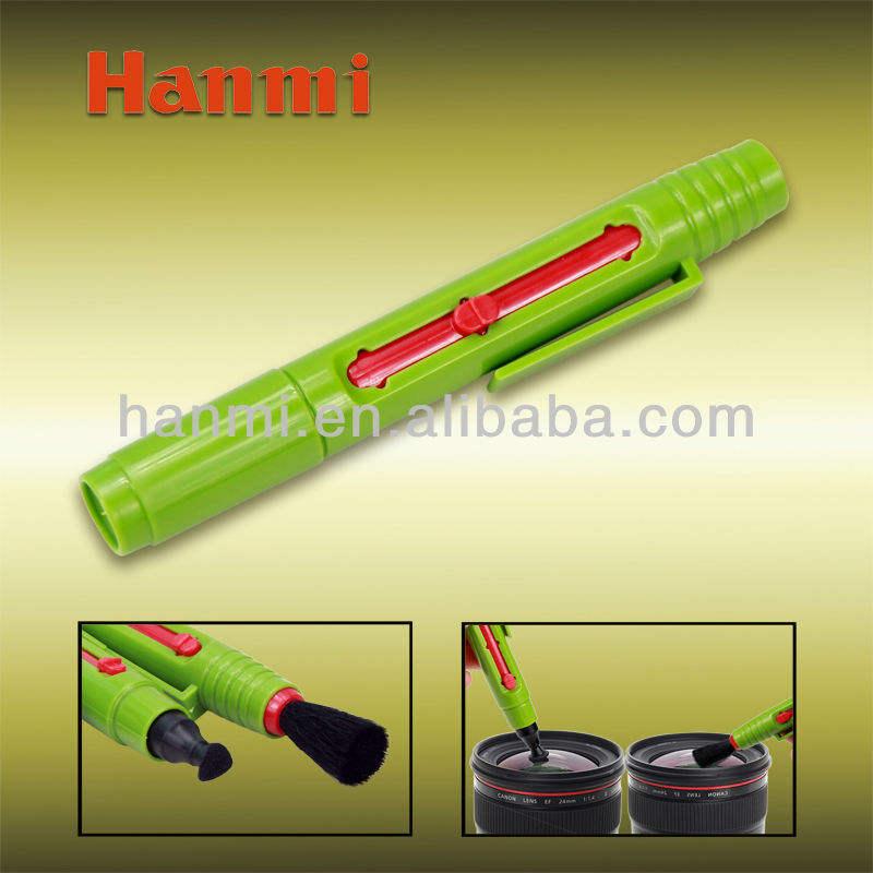 Profesional de la <span class=keywords><strong>cámara</strong></span> de la <span class=keywords><strong>pluma</strong></span> de Spray limpiador de lentes de Color verde