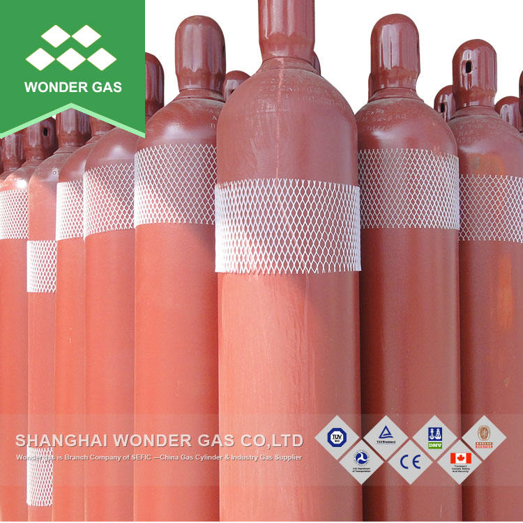 45Kg Ricarica di Gas <span class=keywords><strong>Co2</strong></span> Cilindro Antincendio Per Il Sistema <span class=keywords><strong>Co2</strong></span>