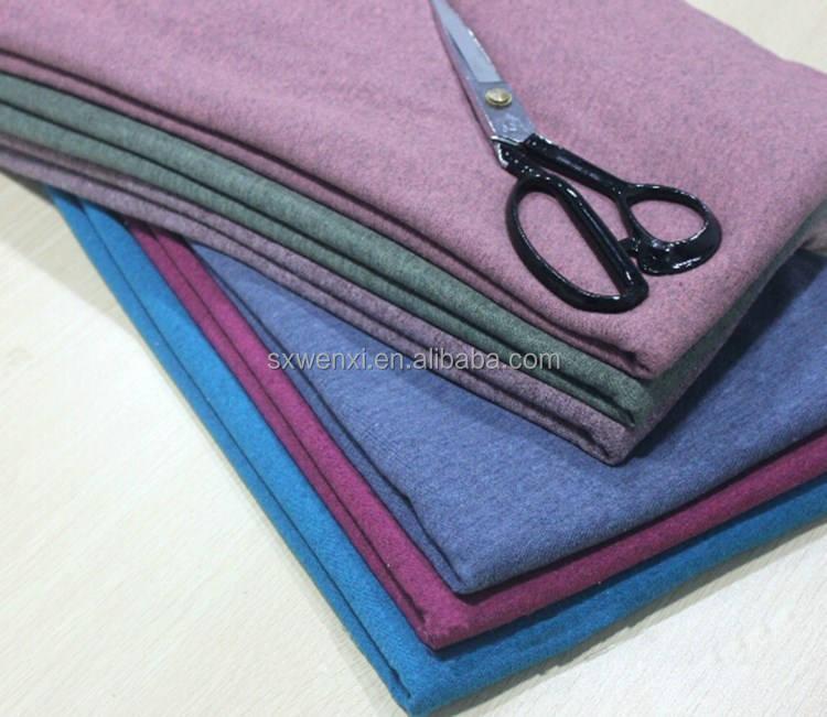 65% polyester 30% 5% baumwolle spandex 32s tc single-jersey