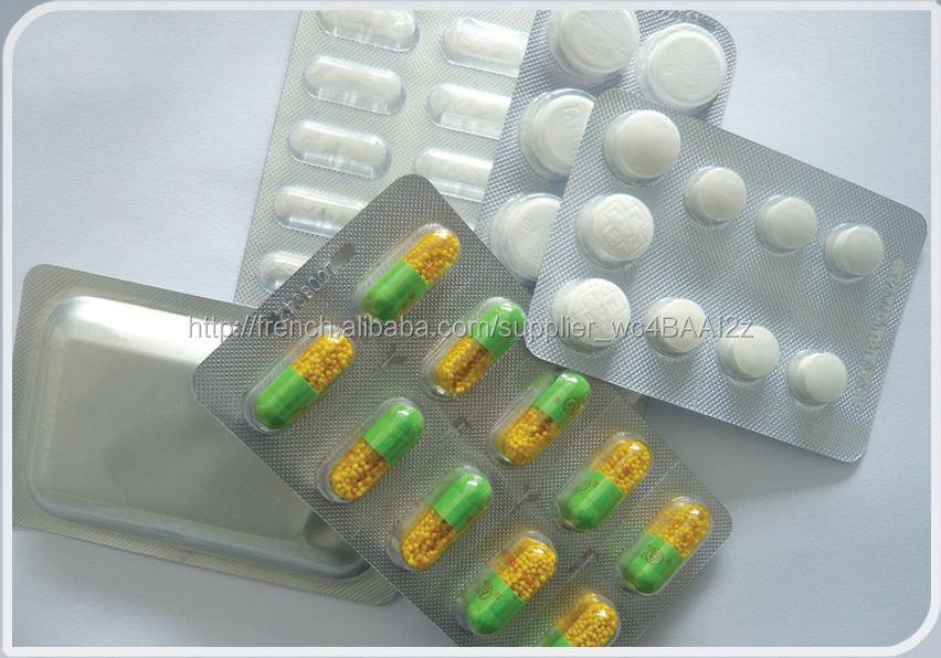 Tablette en plastique Capsule Machine <span class=keywords><strong>d</strong></span>'emballage <span class=keywords><strong>Blister</strong></span> DPH