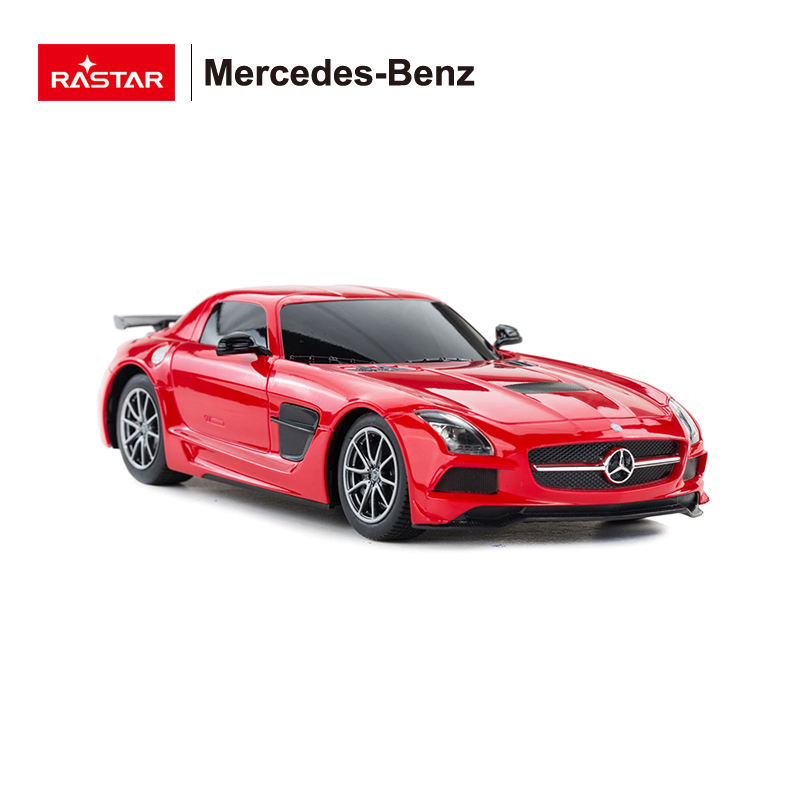 Радиоуправляемые игрушки 1:18 <span class=keywords><strong>Mercedes</strong></span>-Benz пластик пульта дистанционного управления автомобиля с высоким качеством