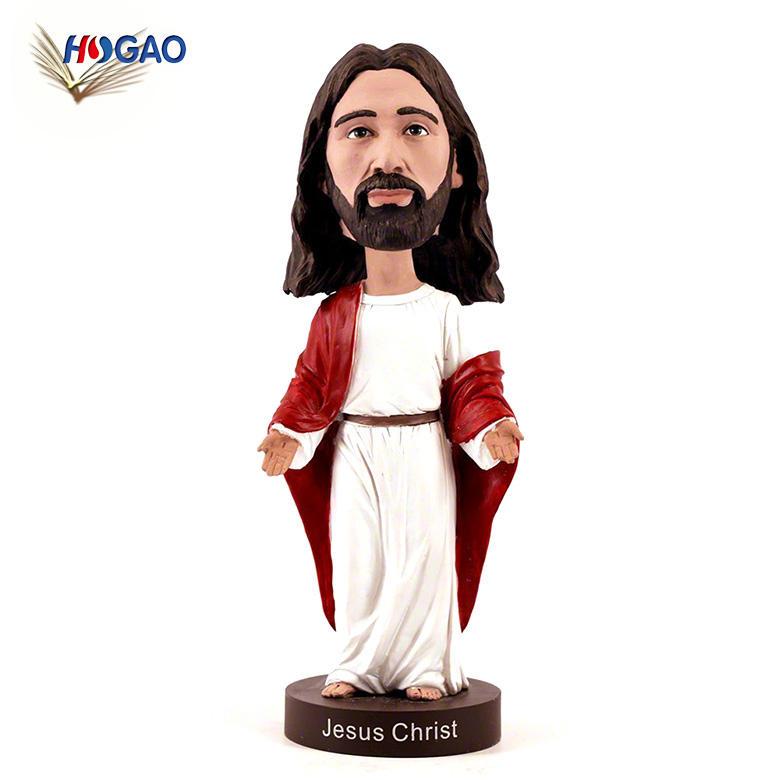 Cina a buon mercato oggetti da vendere decorazioni statua annuendo cruscotto <span class=keywords><strong>gesù</strong></span> testa bobble