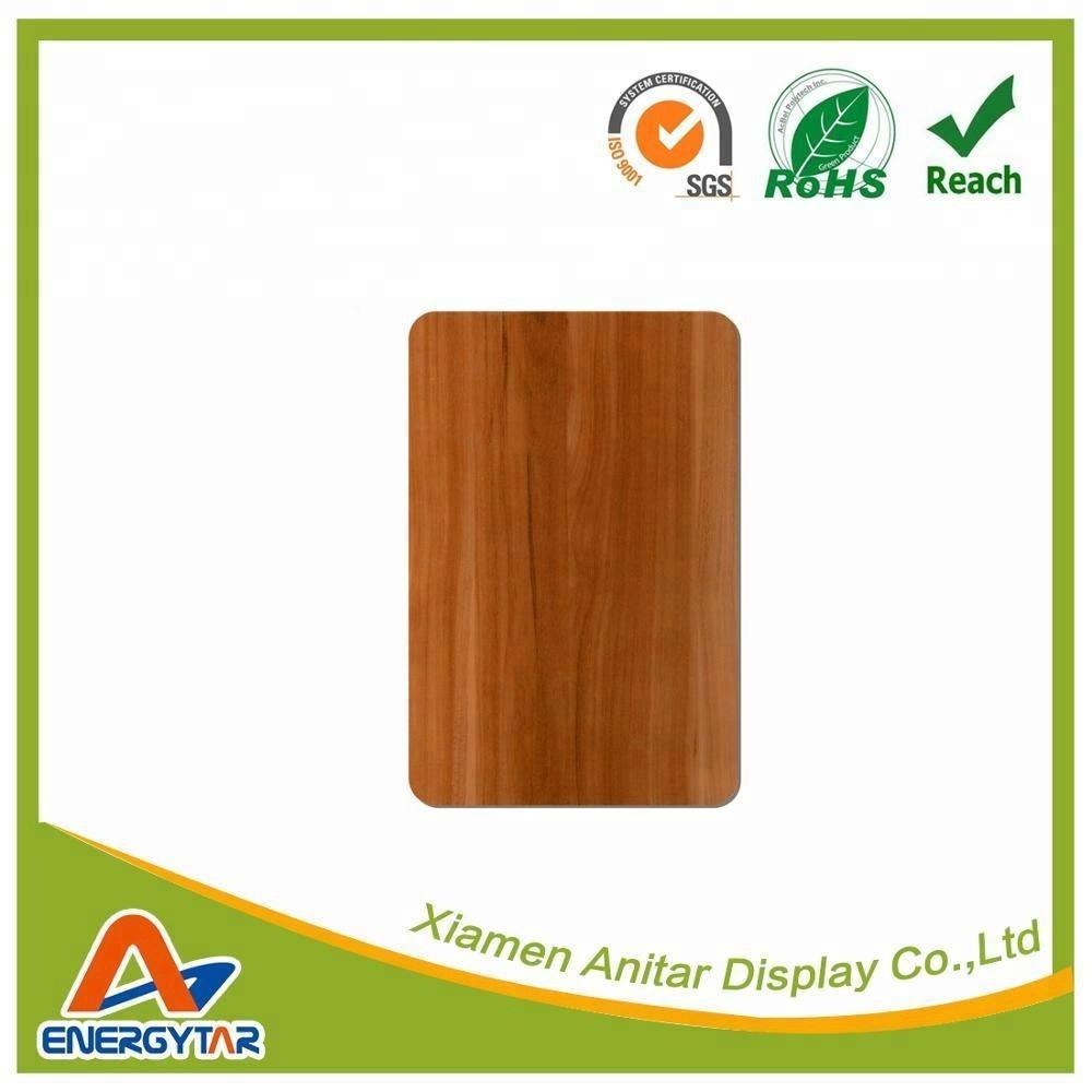 Doblada calor madera acrílico/plexiglás/PMMA con corte láser