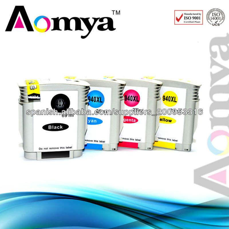 Aomya Cartucho de tinta para <span class=keywords><strong>HP</strong></span> 940