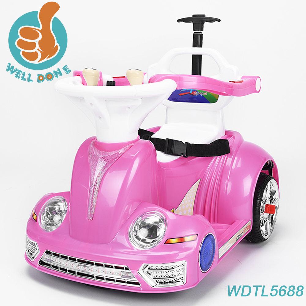 Tốt <span class=keywords><strong>nh</strong></span>ất-bán điện bá<span class=keywords><strong>nh</strong></span> hot mini đồ chơi xe hơi để lái xe với push rod và 2.4 Gam r/c WDTL5688