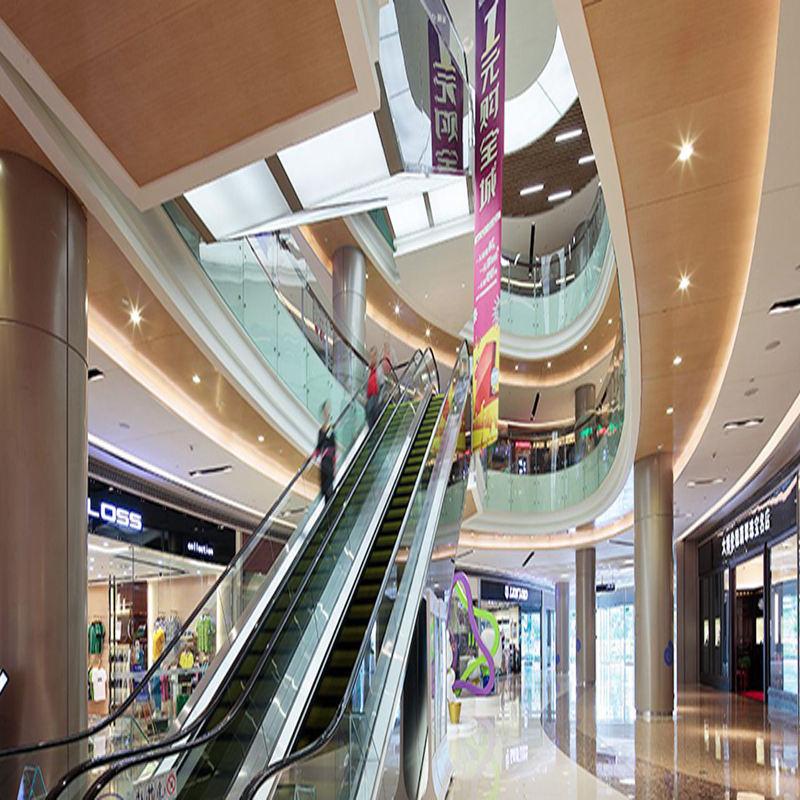 Fade-In Pvc a prova di Soffitti in supermercati E Centri Commerciali