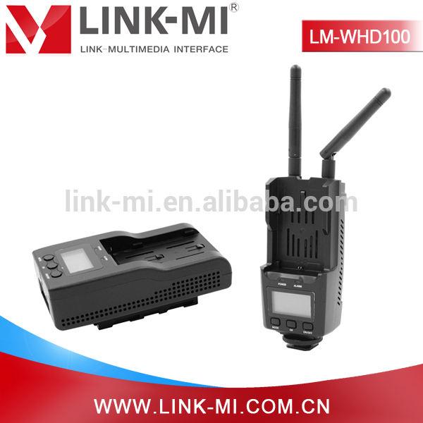 LM-WHD100 HDMI Extender 100m 1080p 3D caméra vidéo sans fil émetteur